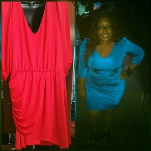 Fashion to Figure sexy dress - fits 1x and 2x